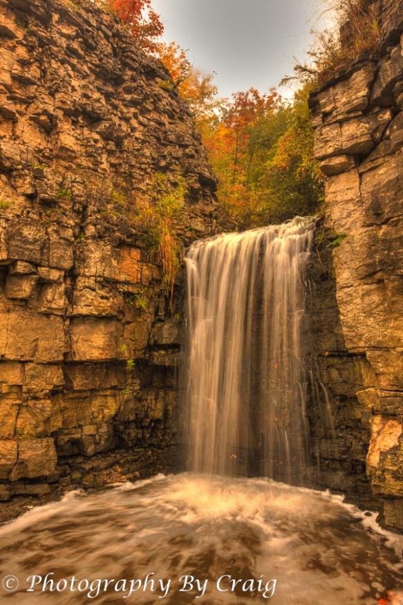 Upper Princess Falls